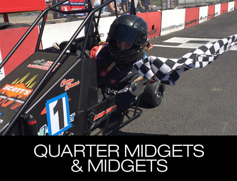 Quarter Midget  & Midget Racing